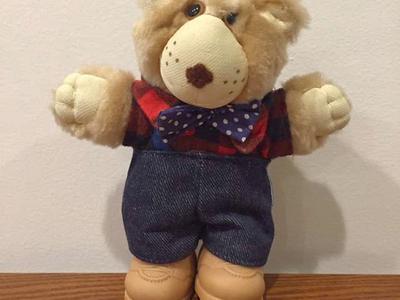 1986 Xavier Roberts Teddy Bear