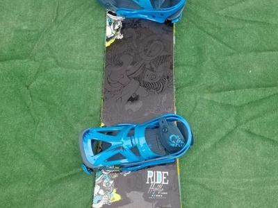 Ride Highlife 172 Wide Snowboard