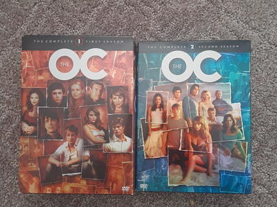 The OC First and Second Seasons DVDS