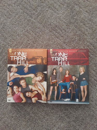 One Tree Hill First and Second Seasons DVDS for sale in Sandy , UT