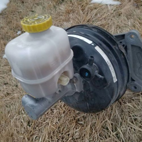 2003 jeep liberty brake booster and master cylinde for sale in Lehi , UT