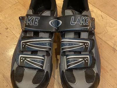 Women's 7-7.5 Lake Mountain Cycling Shoes