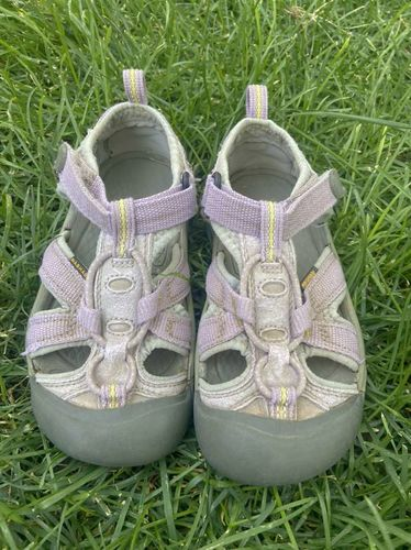 Keen Toddler Size 11 Lavender Waterproof Sandals for sale in Riverton , UT