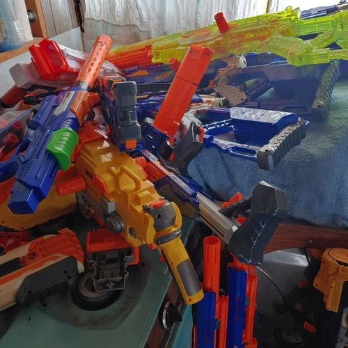 100s nerf guns most older ones  for sale in Logan , UT