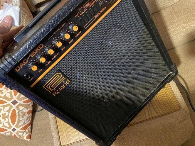 Roland DAC-15XD guitar Amplifier RARE RARE RARE !! for sale in Springville , UT