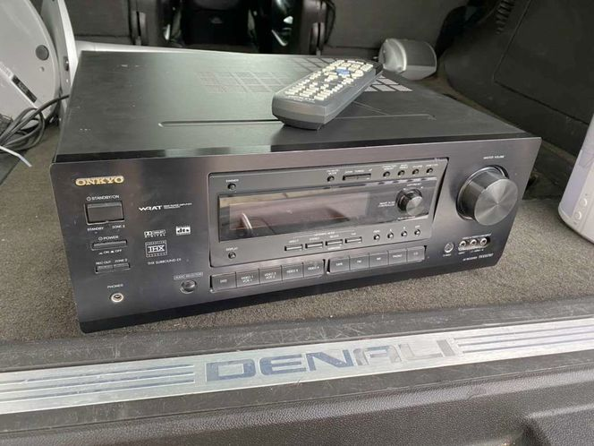Onkyo Tx-ds787 Audio Video Receiver With Remote for sale in Springville , UT