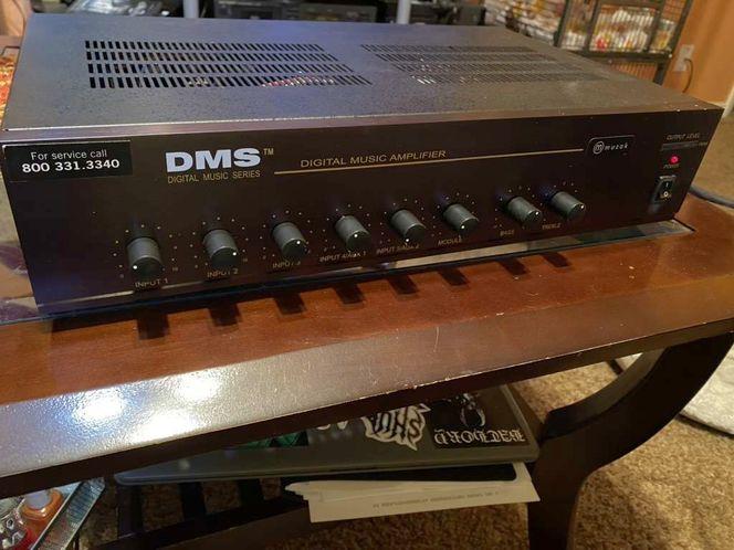 Paso DMS3040 Digital Music Amplifier  for sale in Springville , UT