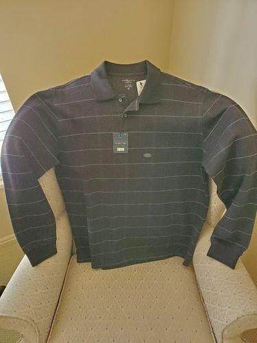 NEW Van Heusen stripped long sleeve for sale in Midvale , UT