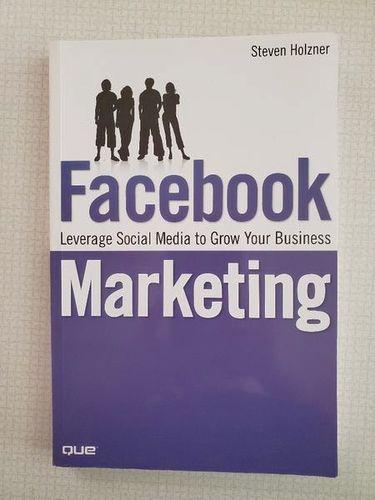 Facebook Marketing book for sale in Midvale , UT