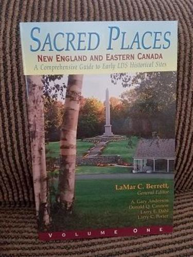 NEW Sacred Places New England & Eastern Canada for sale in Midvale , UT