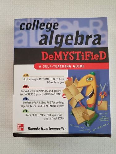 NEW College Algebra Dymisitified for sale in Midvale , UT