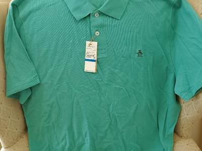 NEW Penguin short sleeve shirt size XL