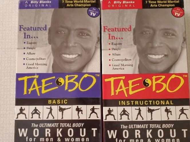 NEW Taebo VHS tapes for sale in Midvale , UT