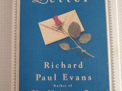NEW The Letter by Richard Paul Evans