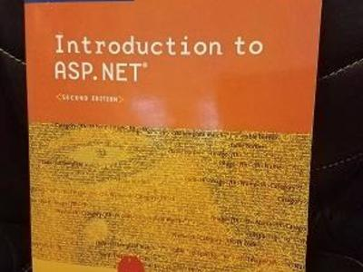 NEW Introduction to ASP.net by Kathleen Kalata