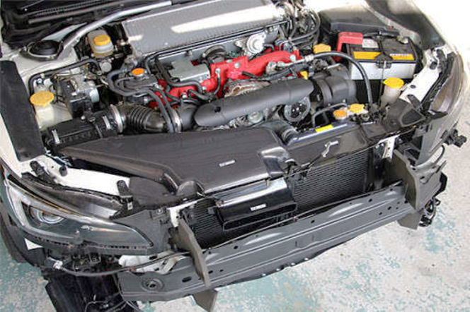ChargeSpeed Air Intake Cover