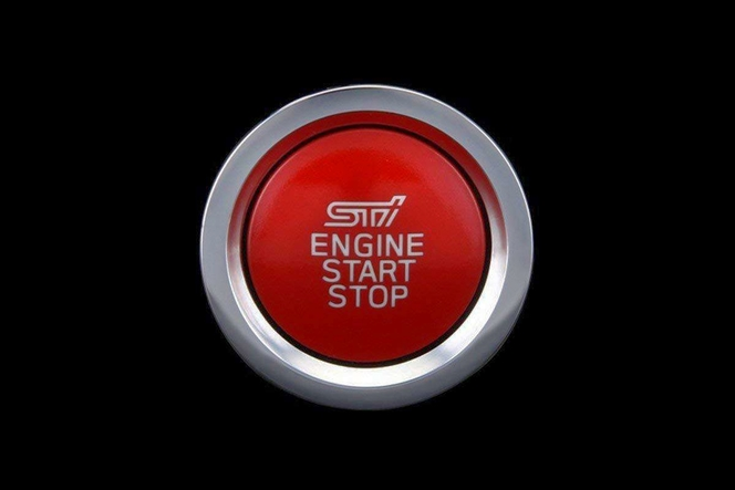 Subaru Impreza and Crosstrek Push Start Button Without Status Light FA Cross Trek WRXSTI for sale in Draper , UT