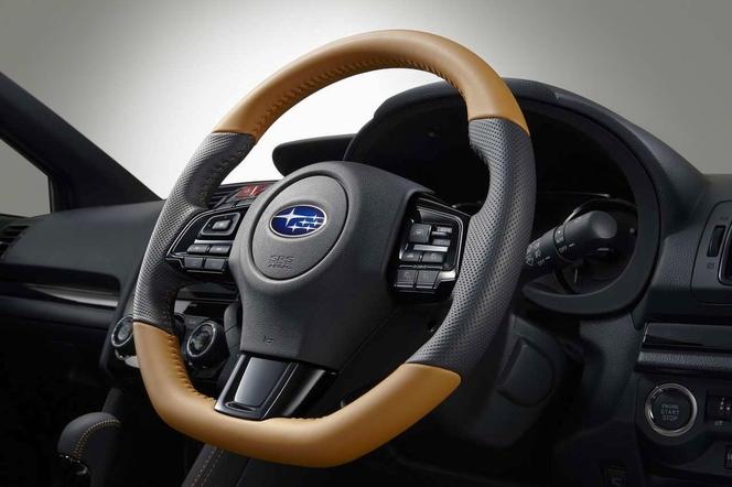 Subaru JDM WRX or STI S4 Sportiva Tan Steering Wheel  2015-2021 VAB VA FA EJ EJ25 EJ257 FA20 Labor Day Sale Pricing $300! for sale in Draper , UT