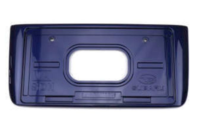 Subaru OEM Paint Matched JDM Rear License Plate Holder 2015-2021 WRX or STI  VAB VA FA EJ EJ25 EJ257 FA20 for sale in Draper , UT