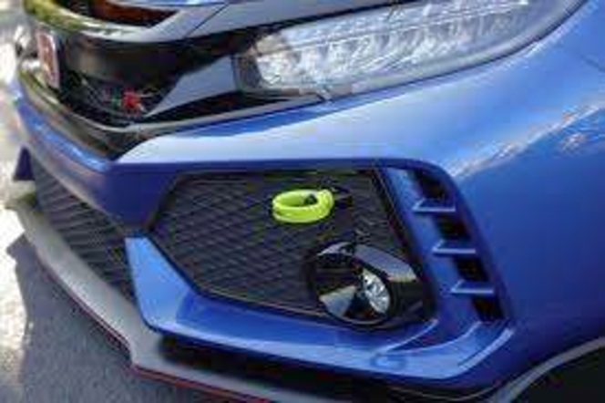 Honda Civic SI / Type-R / Hatchback Tow Hook made by Perrin TypeR Type R for sale in Draper , UT