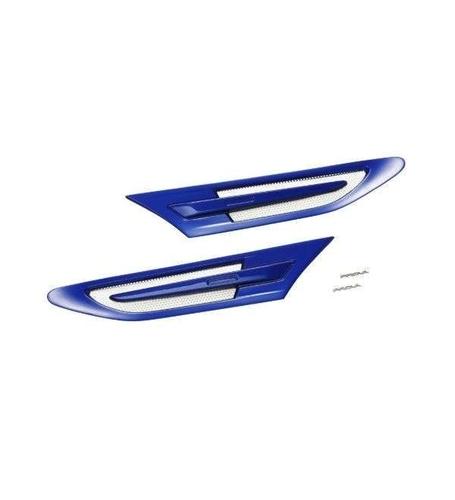 Prova Front Fender Emblem for Subaru BRZ Scion FRS Toyota 86 FR-S in Galaxy Blue Silica for sale in Draper , UT