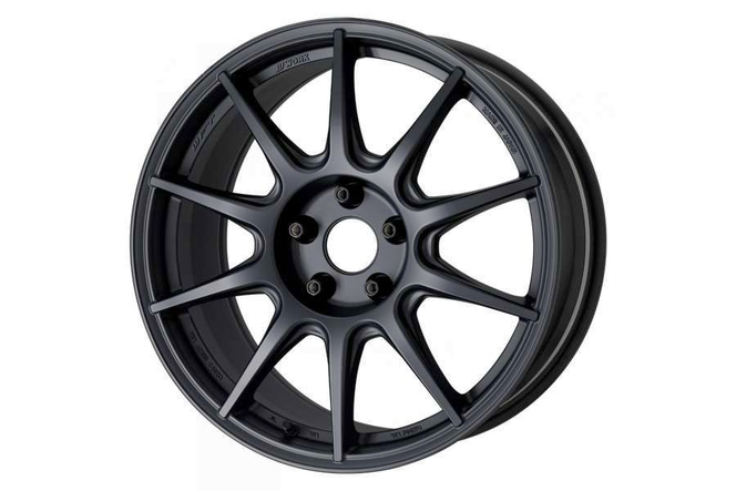 * ONLY 2 wheels* Work Wheels M.C.O Racing Type CS 5x114.3 with M-Face 18x9.5 +35 offset Subaru Impreza WRX STI EVO Honda Civic for sale in Draper , UT