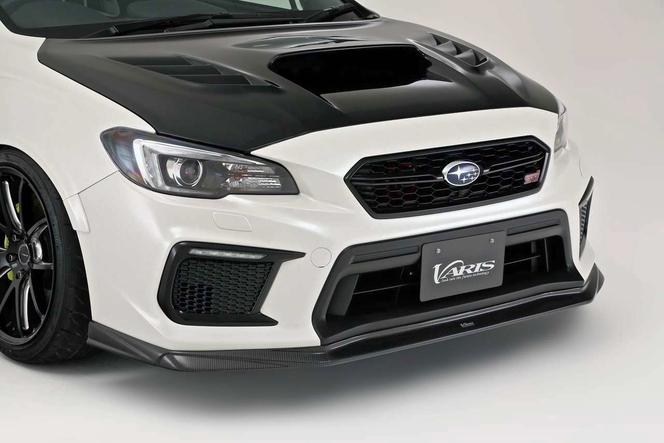 Varis Carbon Fiber Front Spoiler Lip Subaru VAB WRX STI fits 2018+ Front Bumper Labor Day Sale Pricing $600! for sale in Draper , UT