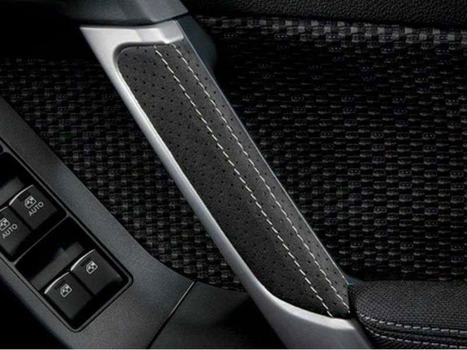 Subaru Forester JDM OEM Ultrasuede Interior Door Handles 2014-2018 for sale in Draper , UT