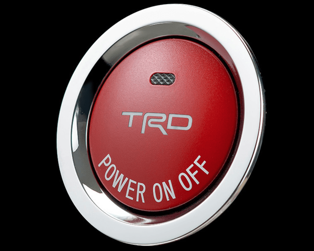 Toyota TRD Push to Start Button WITH Status Light Subaru BRZ / Scion FRS FR-S / Toyota 86 for sale in Draper , UT