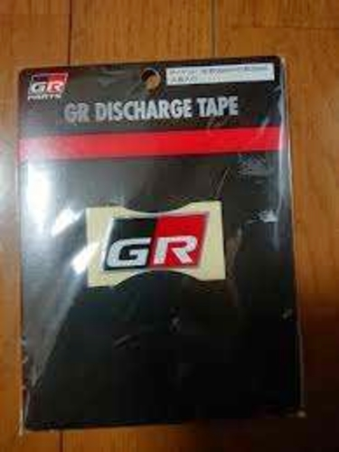 Toyota TRD GR Discharge Tape / Badge Scion FRS FR-S Toyota 86 Camry Tacoma for sale in Draper , UT