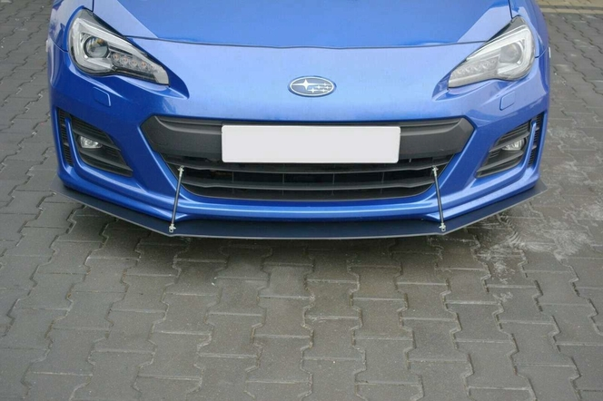Maxton Design Gloss Black Racing Splitter V1 - 2017+ BRZ Part: SUBRZ1FCNCFD1A for sale in Draper , UT