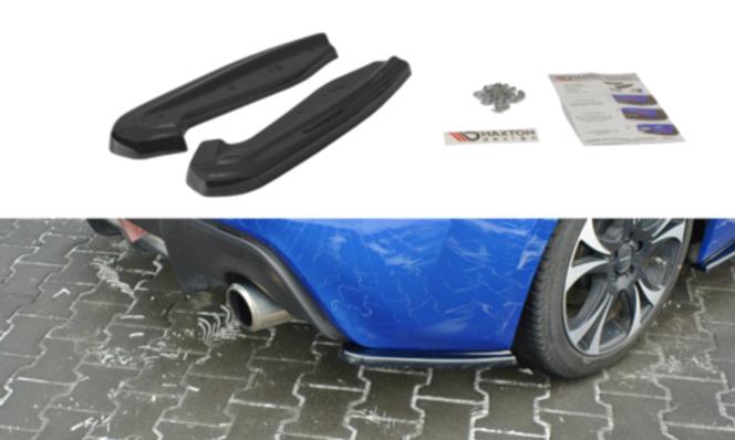 Maxton Design V1 Rear Side Splitters - 2017+ BRZ Part Number: SUBRZ1FRSD1G for sale in Draper , UT