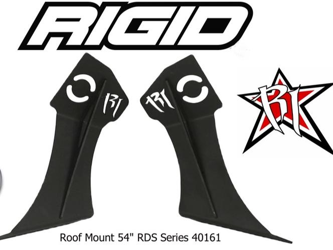 Rigid Industries 40161 Roof Mount Brackets 54