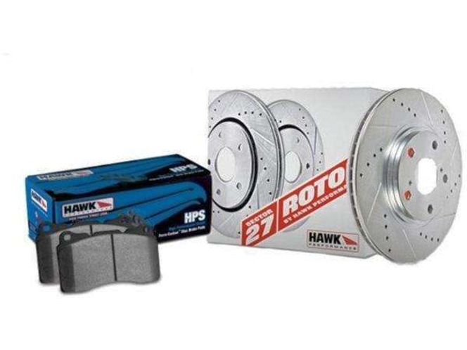 Hawk Performance Front Rotors and Pads Ford Crown Victoria & Mercury Marauder Crown Vic  HK4042.433F Labor Day Sale $150! for sale in Draper , UT