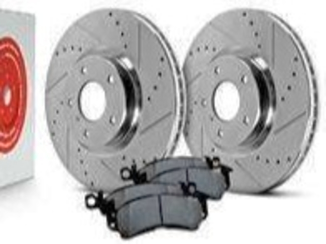 Hawk Performance Rotors & Pads FOR: Toyota Prius Corolla S Pontiac Vibe  Lexus CT200h - HK5015.629F Labor Day Sale Pricing $80! for sale in Draper , UT