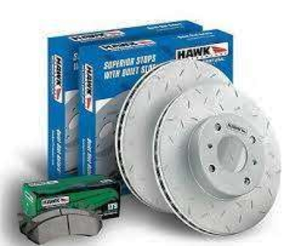Hawk Performance FRONT Rotors and Pads Brake Kit Fits 03-08 Ram 2500 Ram 3500 - HKY7761552 Labor Day Sale $170! for sale in Draper , UT