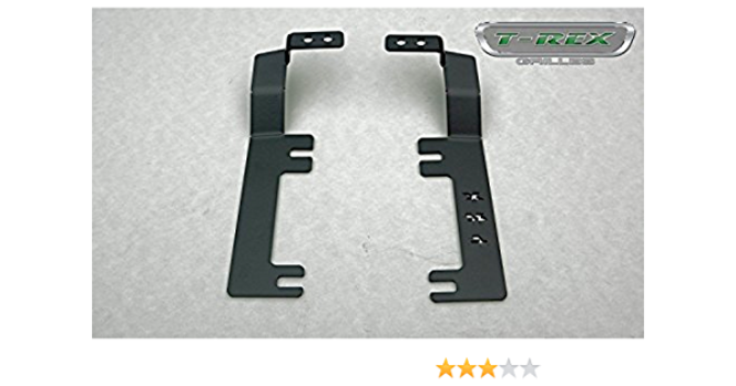 T-Rex Grilles 6391221-BK Torch Series LED Light Bar Mounting Kit Black 2015-2018 GMC 2500/3500 Labor Day Sale Pricing $40! for sale in Draper , UT