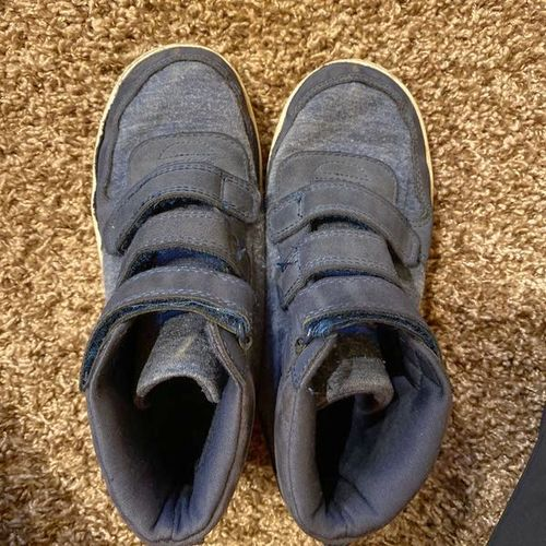 Carters Boy Size 13 Blue Shoes High Tops  for sale in South Jordan , UT