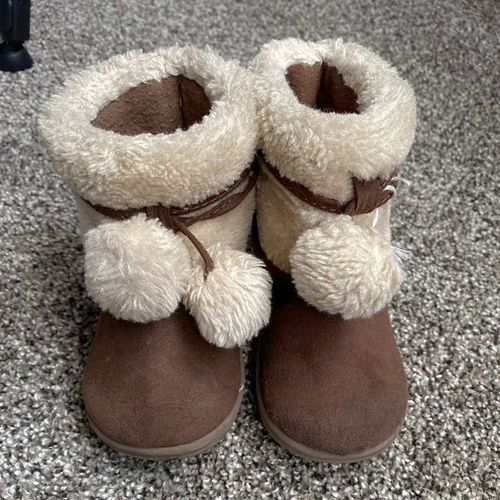 Little Girl Size 4 Brown Boots Shoes for sale in South Jordan , UT