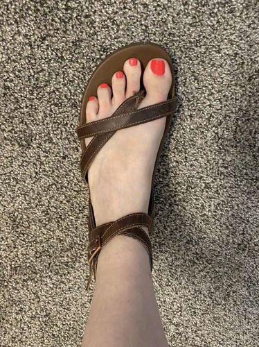 NEW Women's juniper Chaco Sandals Brown Size 7 for sale in South Jordan , UT
