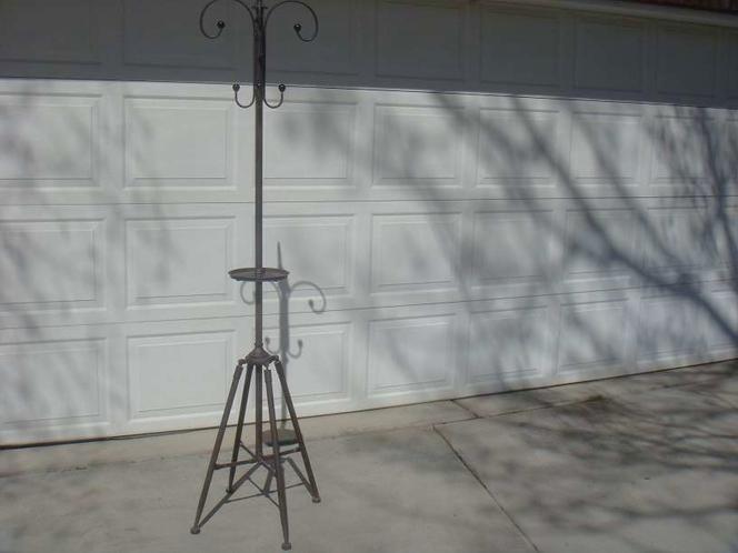 Cool coat rack great shape  801-441-8632 for sale in Sandy , UT