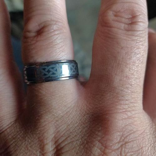 Men's Sz 11 wedding ring for sale in Woods Cross , UT