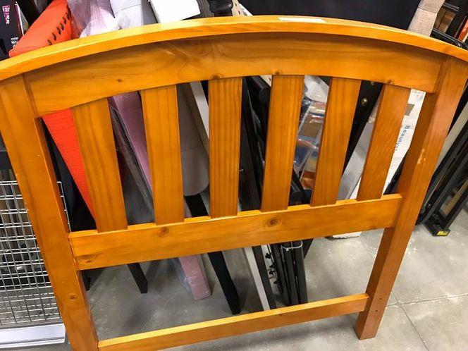 American Furniture Classics Twin Headboard- Honey  for sale in Clearfield , UT