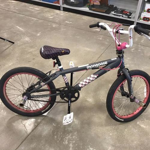 Mongoose Freestyle Girl Bmx Bike for sale in Clearfield , UT