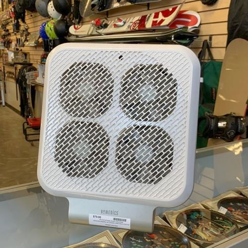 HoMedics Breathe Air Cleaner W/nanocoil Technology for sale in Clearfield , UT