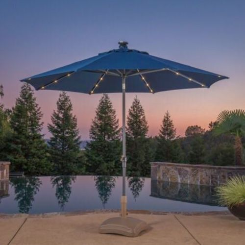 Pro Shade 10' LED Market Umbrella for sale in Clearfield , UT