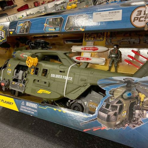 Soldier Force Toy Play set  for sale in Clearfield , UT