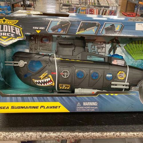 Deepsea Submarine Play set  for sale in Clearfield , UT