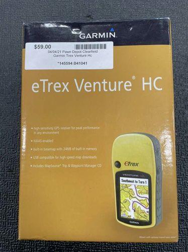 Garmin eTrex Venture HC GPS for sale in Clearfield , UT