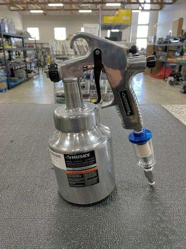 Husky Siphon Feed Spray Gun for sale in Clearfield , UT